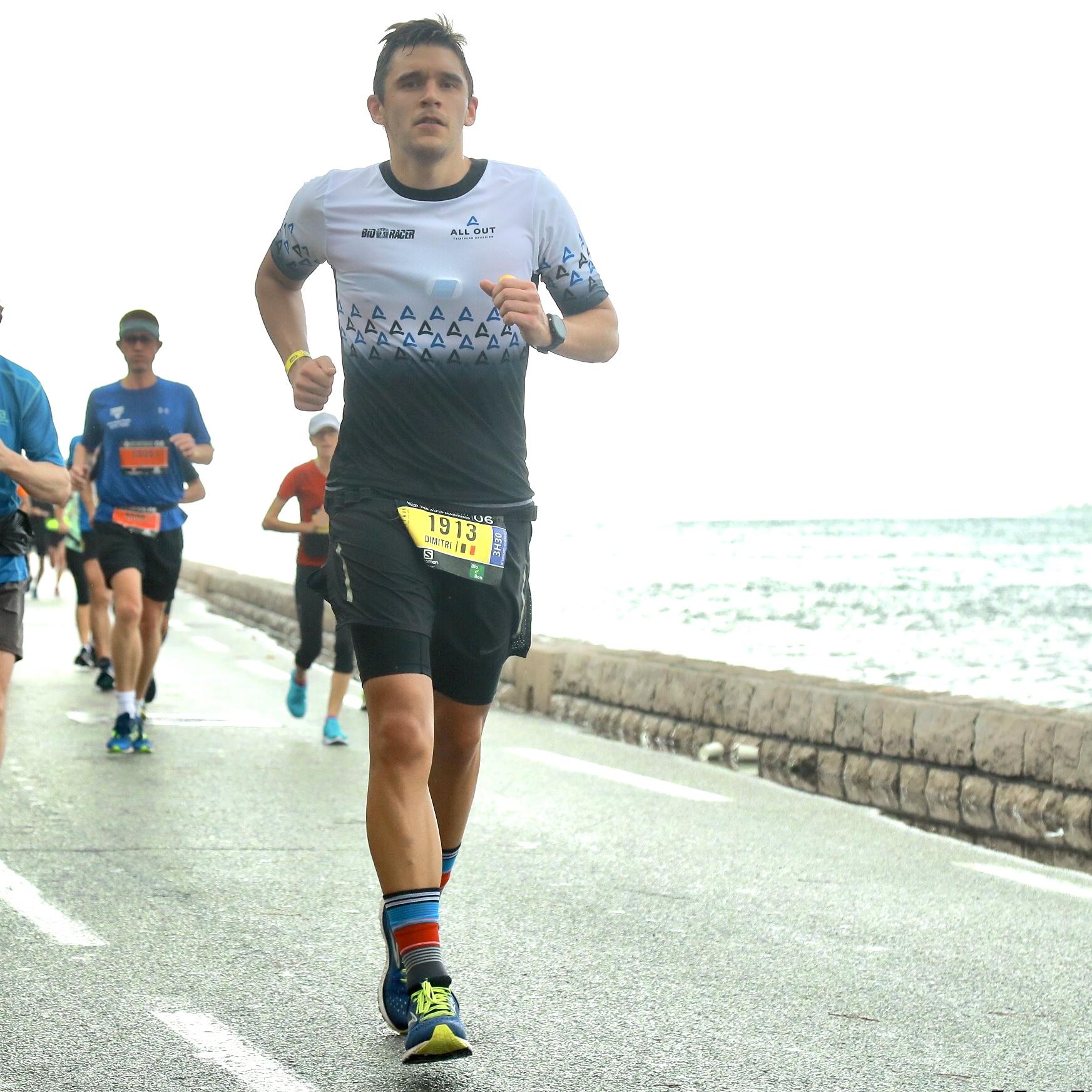 Dimitri Vandormael - Marathon Nice