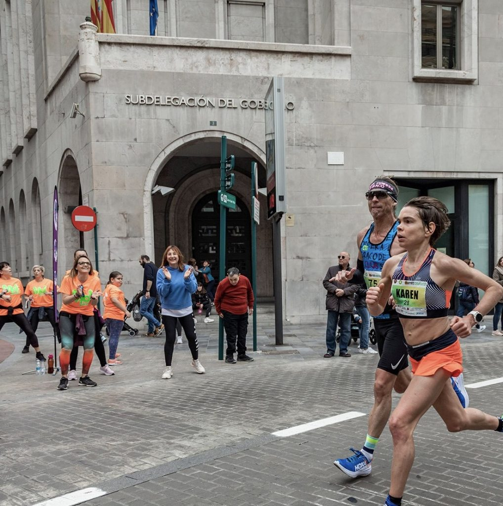 Castellon Karen Running